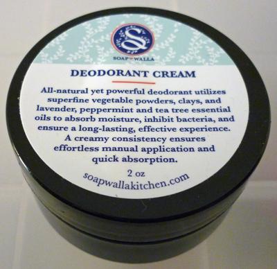 soapwalla kitchen deodorant cream beautyjagd. Black Bedroom Furniture Sets. Home Design Ideas
