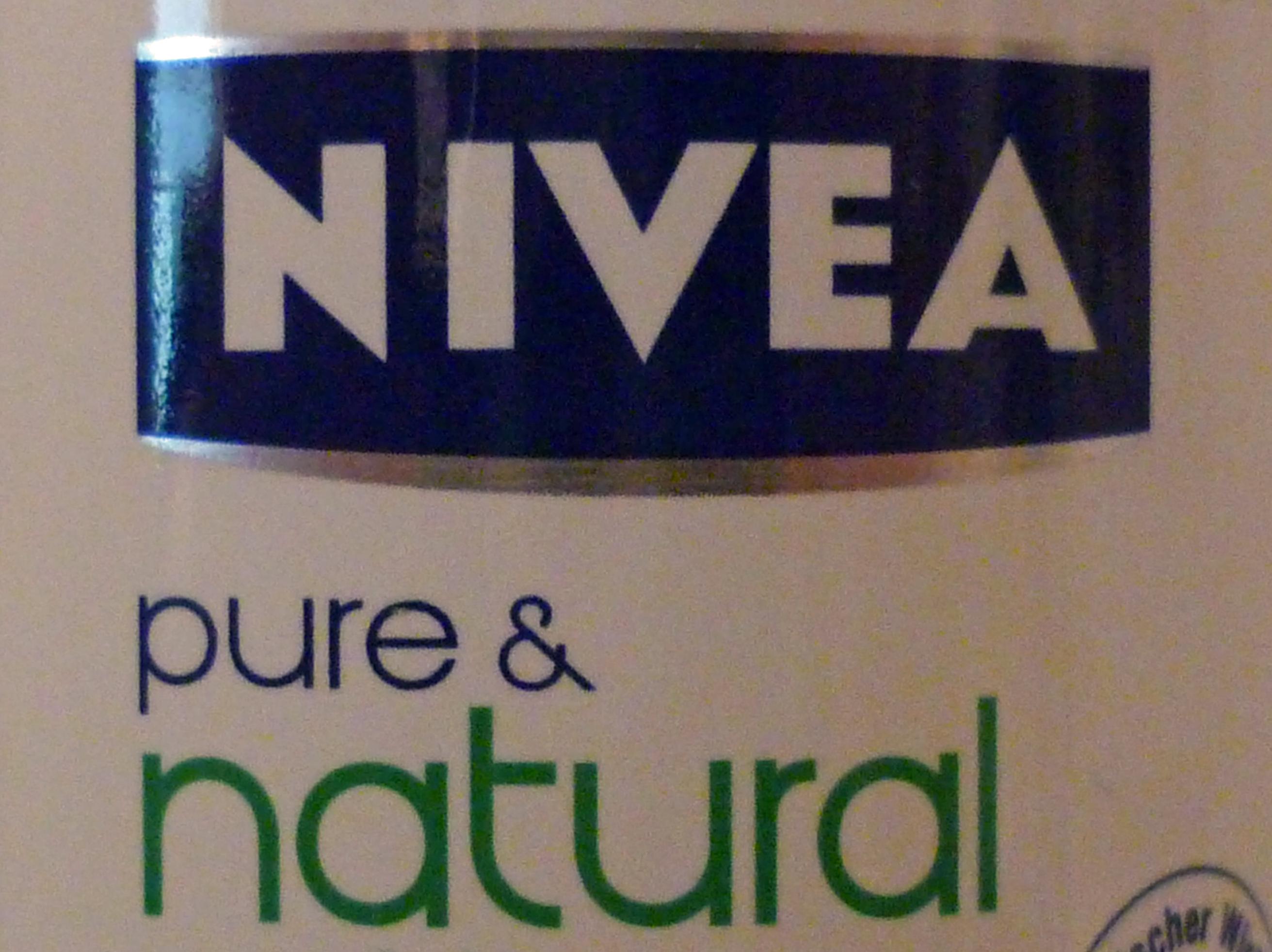Ich wundere mich über Nivea – ihr auch?