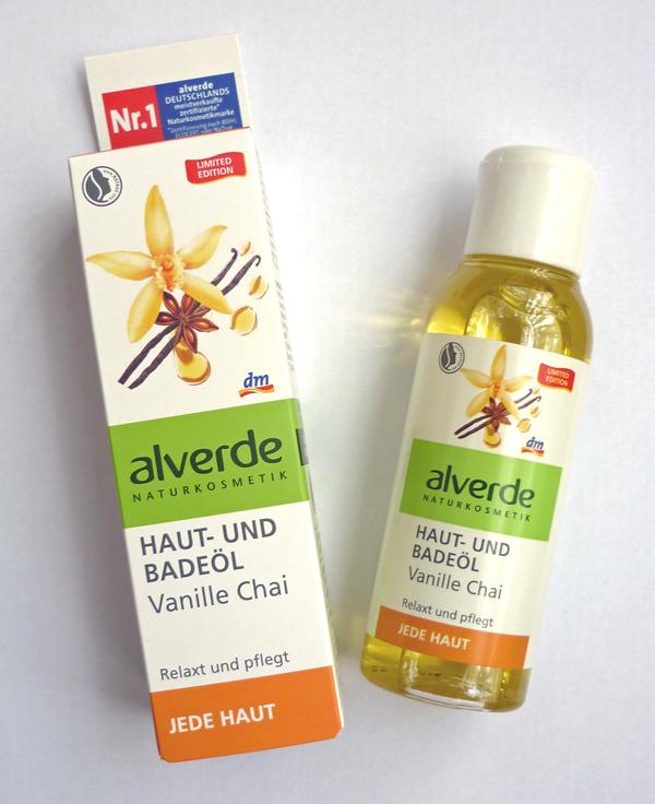 Alverde: Haut- und Bade