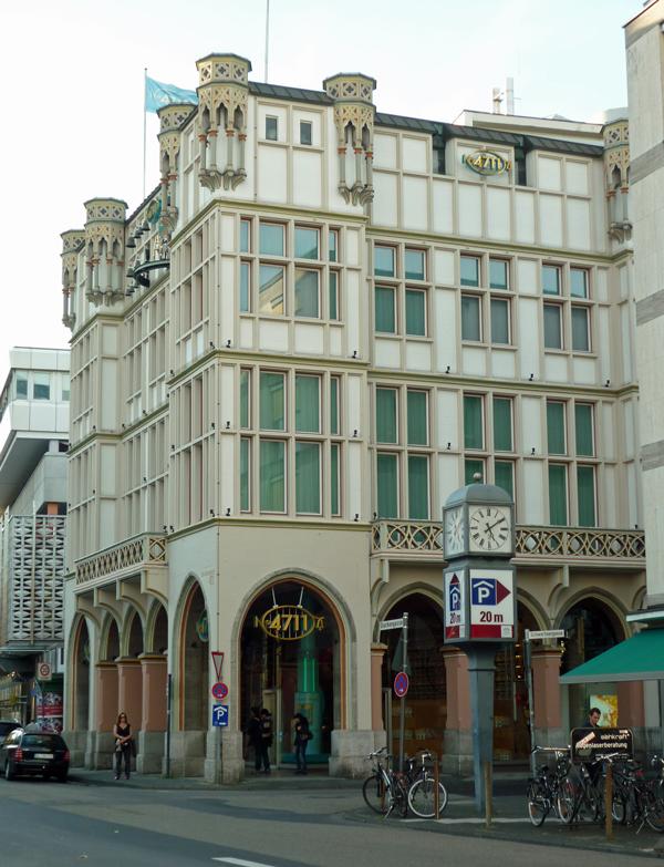 012e7592d45eff Ohne Zweifel muss ein Kölner Beauty-Shopping-Guide mit dem bekanntesten  Beauty-Produkt aus Köln beginnen