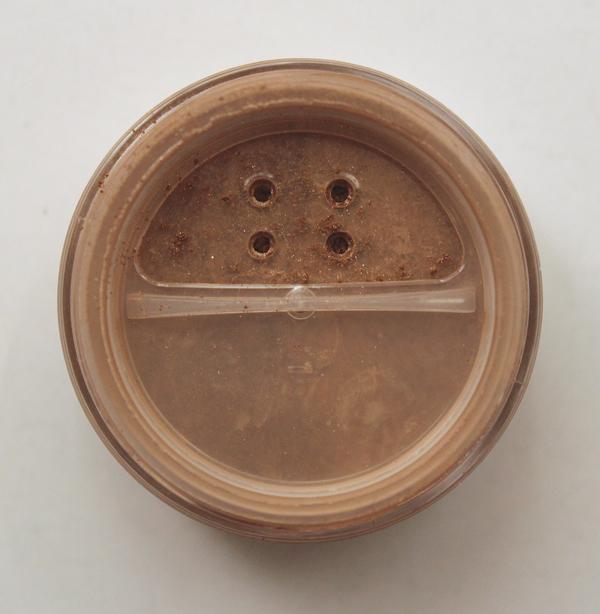 alverde loser lidschatten brilliant bronze