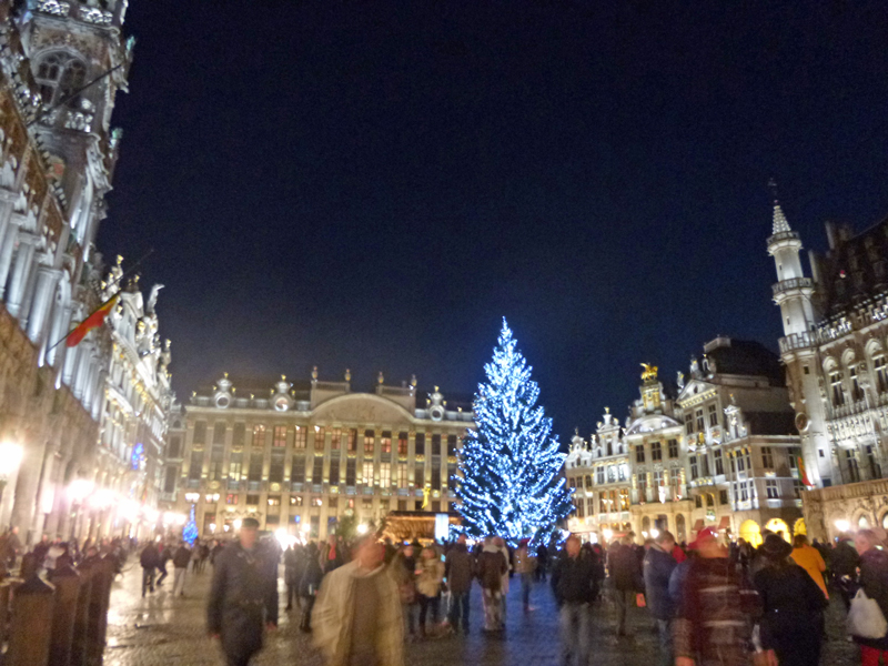 bruxelles-by-night
