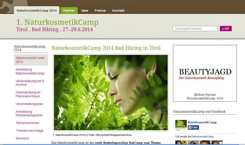 NaturkosmetikCamp