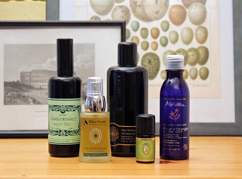 best of natural beauty skincare