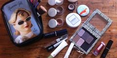 Ranunkel Makeup Tasche