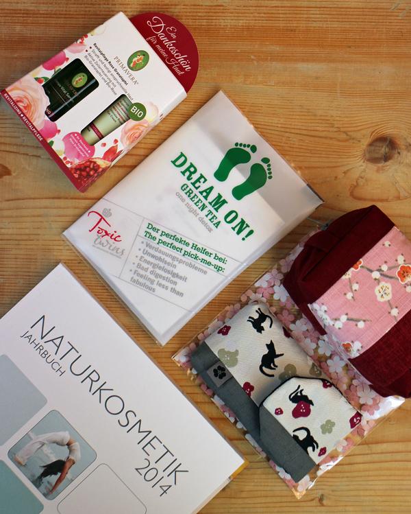 Noriko handmade Kosmetiktasche Blog Beautyjad Naturkosmetik