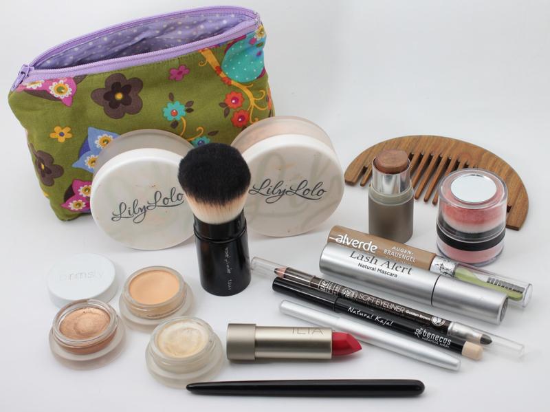 Makeup-Taeschchen-Wuscheline