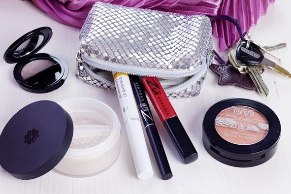 sina makeup tasche