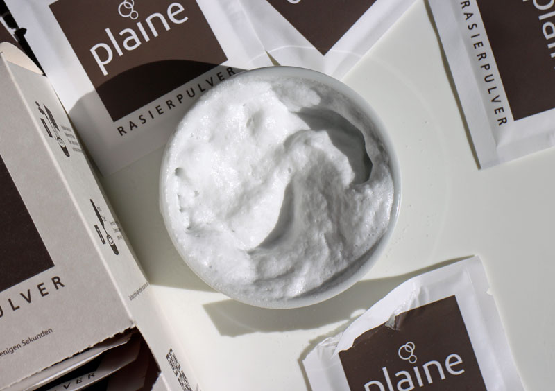 Plaine Rasierschaum 2