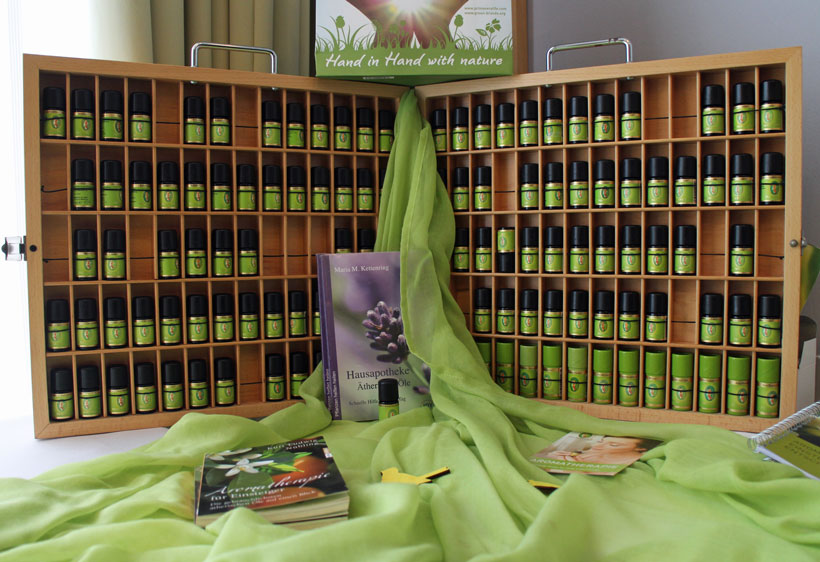 aromatherapie workshop f r einsteiger von primavera verlosung beautyjagd. Black Bedroom Furniture Sets. Home Design Ideas