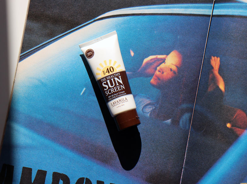 lavanila-sunscreen