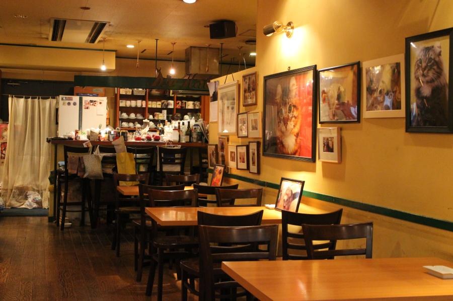 cafe die katze tokyo