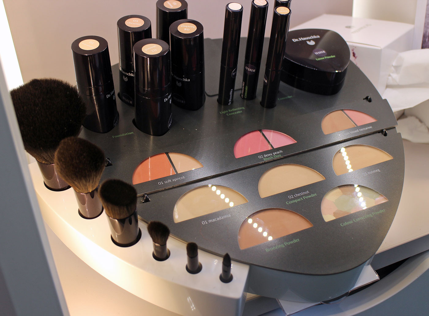 Dr. Hauschka neue Makeup Linie 2017