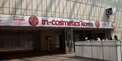 InCosmetics Korea