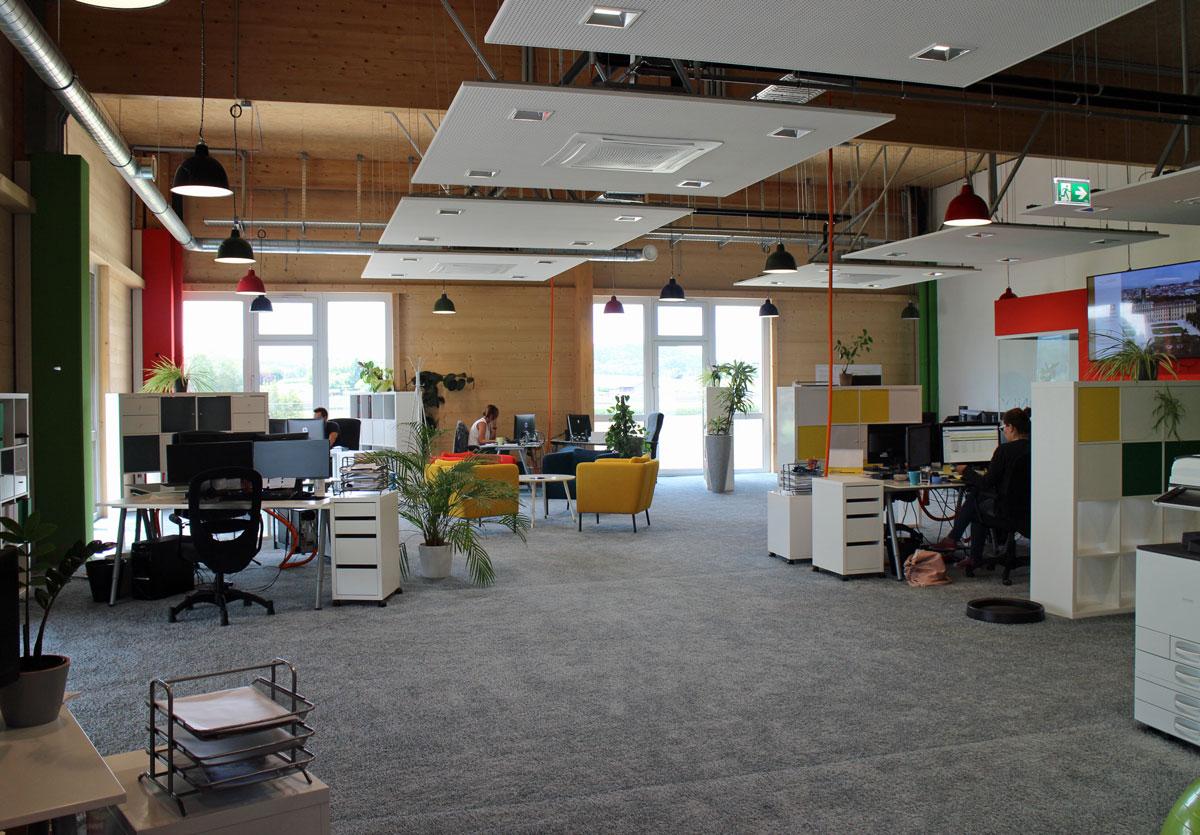 Ecco Verde Nice Shops Büro Feldbach
