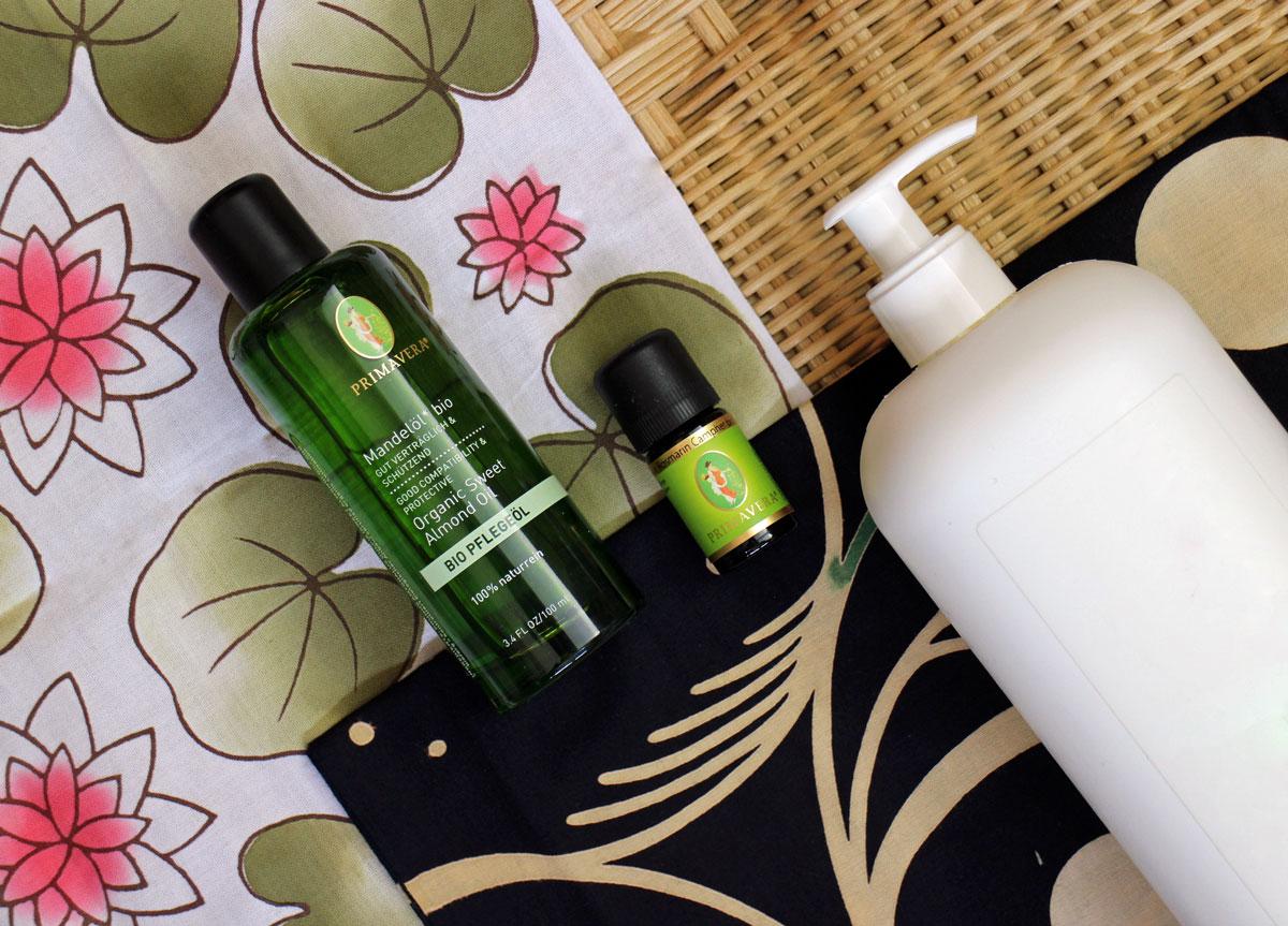 DIY Scalp Care Shampoo