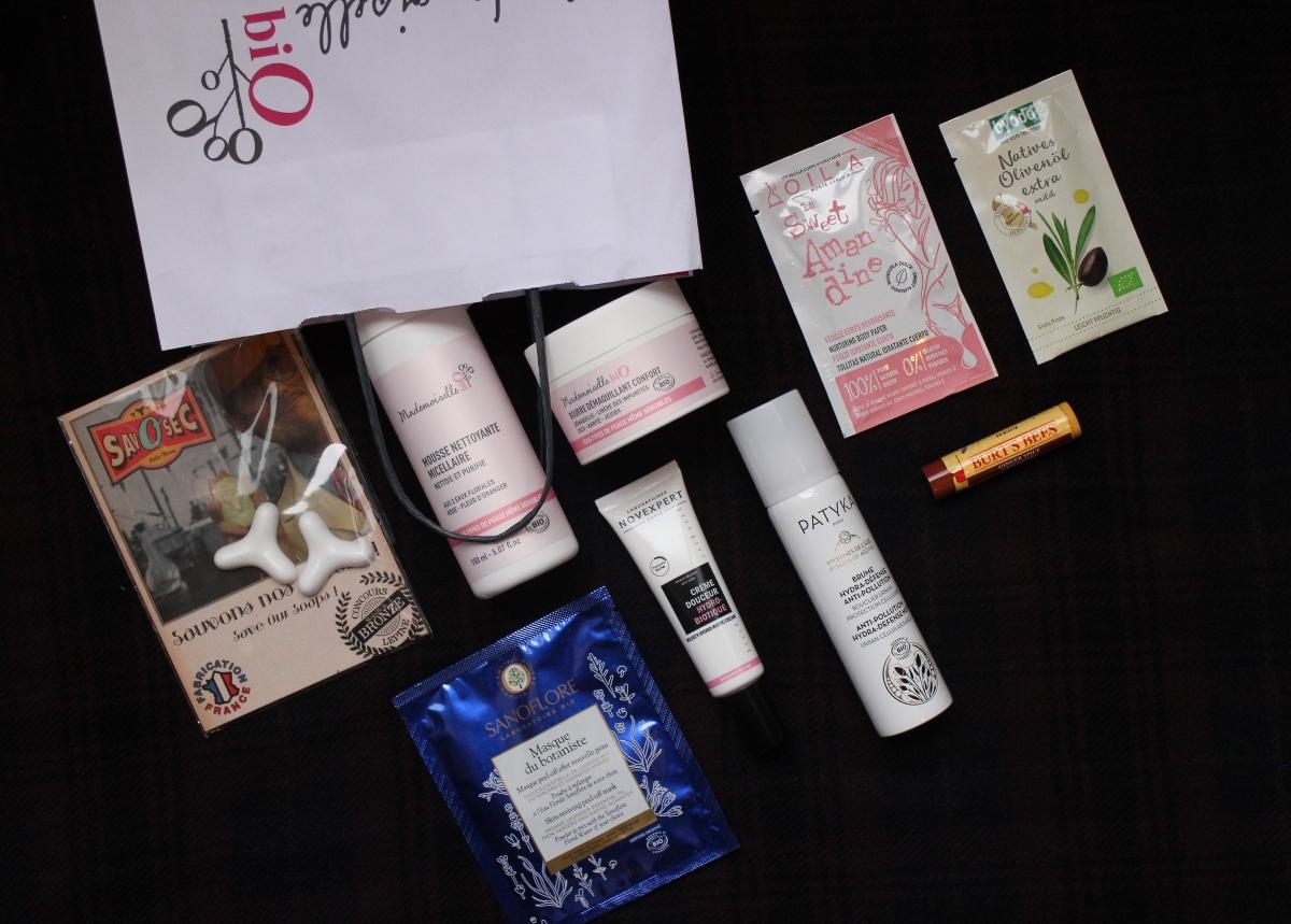 Cosmetiques bio Paris