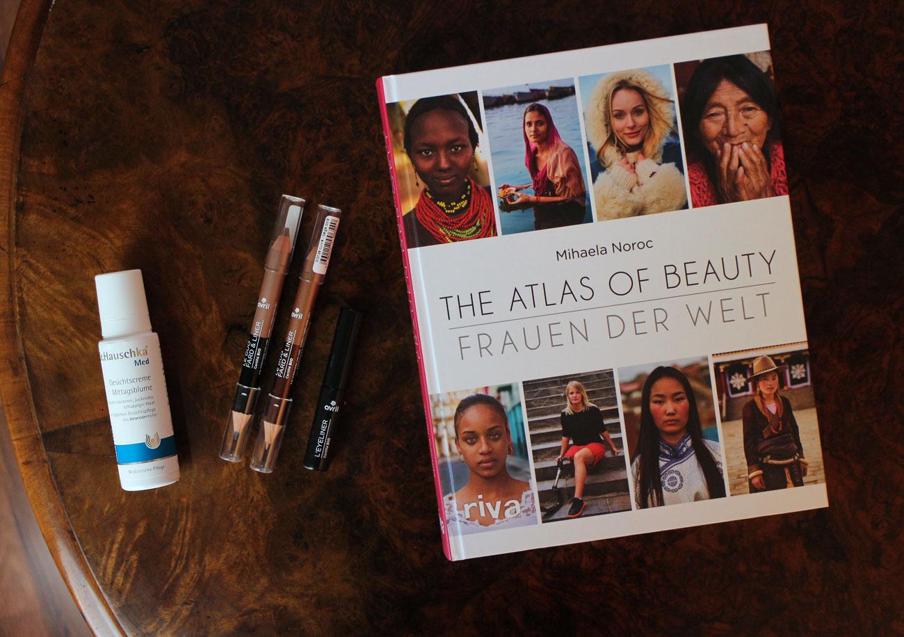 Naturkosmetik von Dr. Hauschka, Avril und The Atlas of Beauty