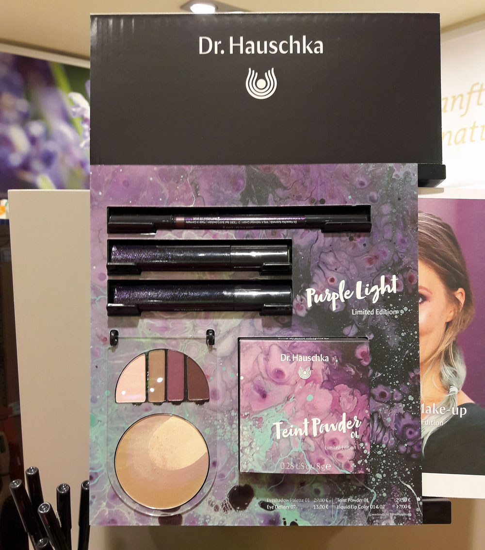 Purple Light Dr Hauschka