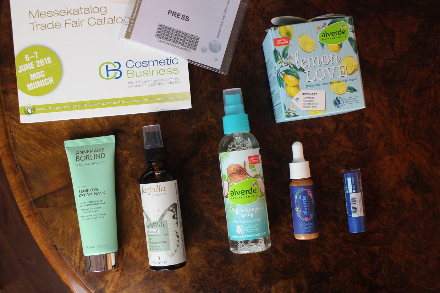 Ntaurkosmetik und CosmeticBusiness