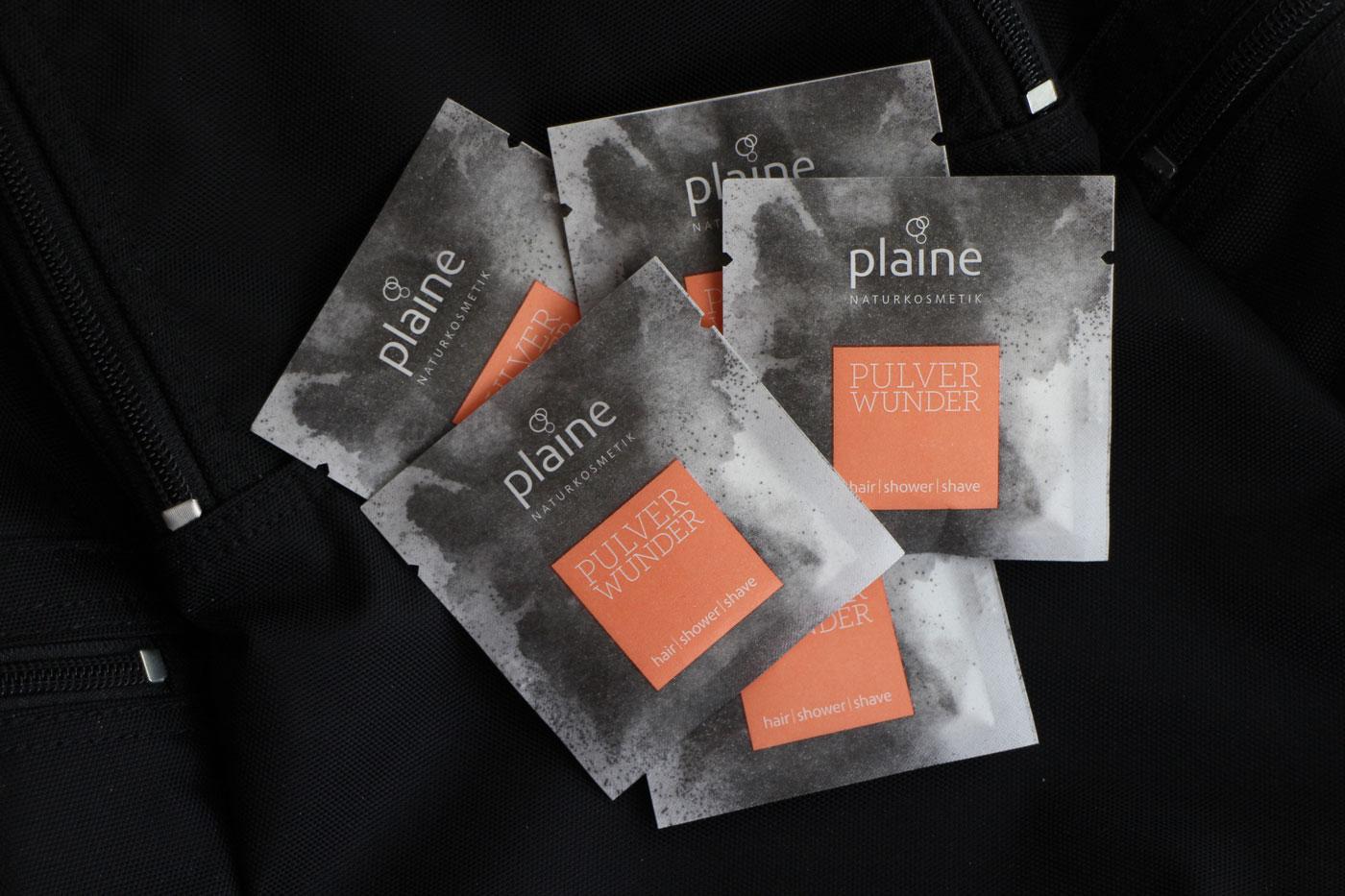 Plaine Pulverwunder