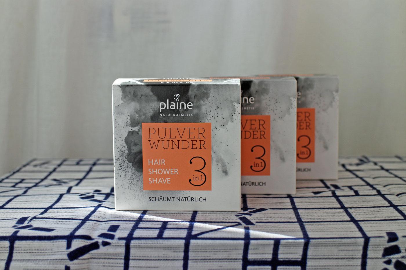 Pulverwunder Plaine