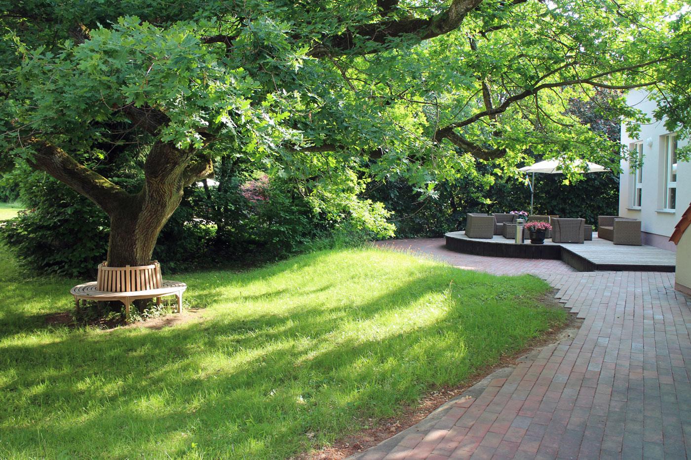 Garten Reformhaus Fachakademie