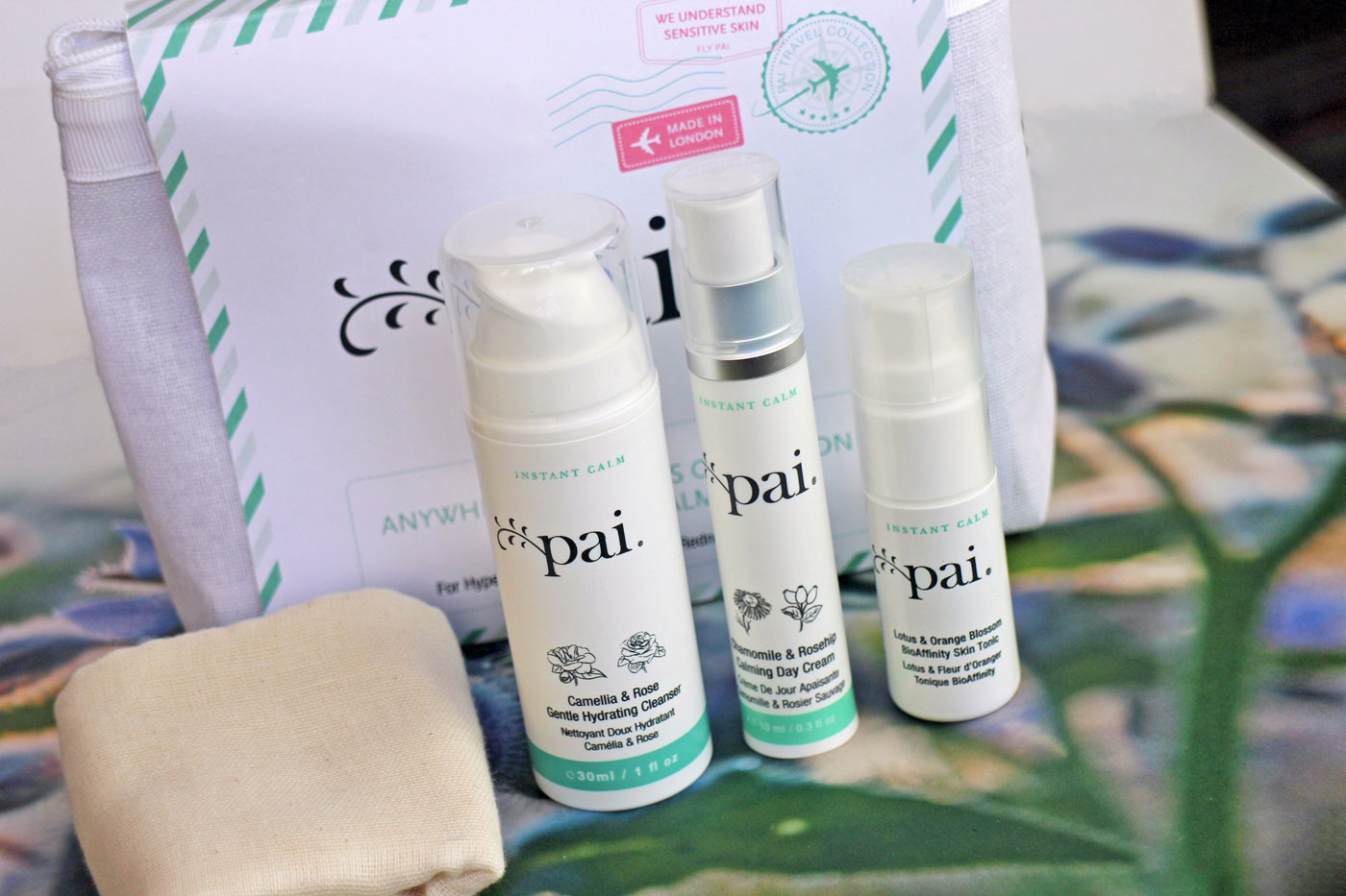 Pai Skincare Travel Size