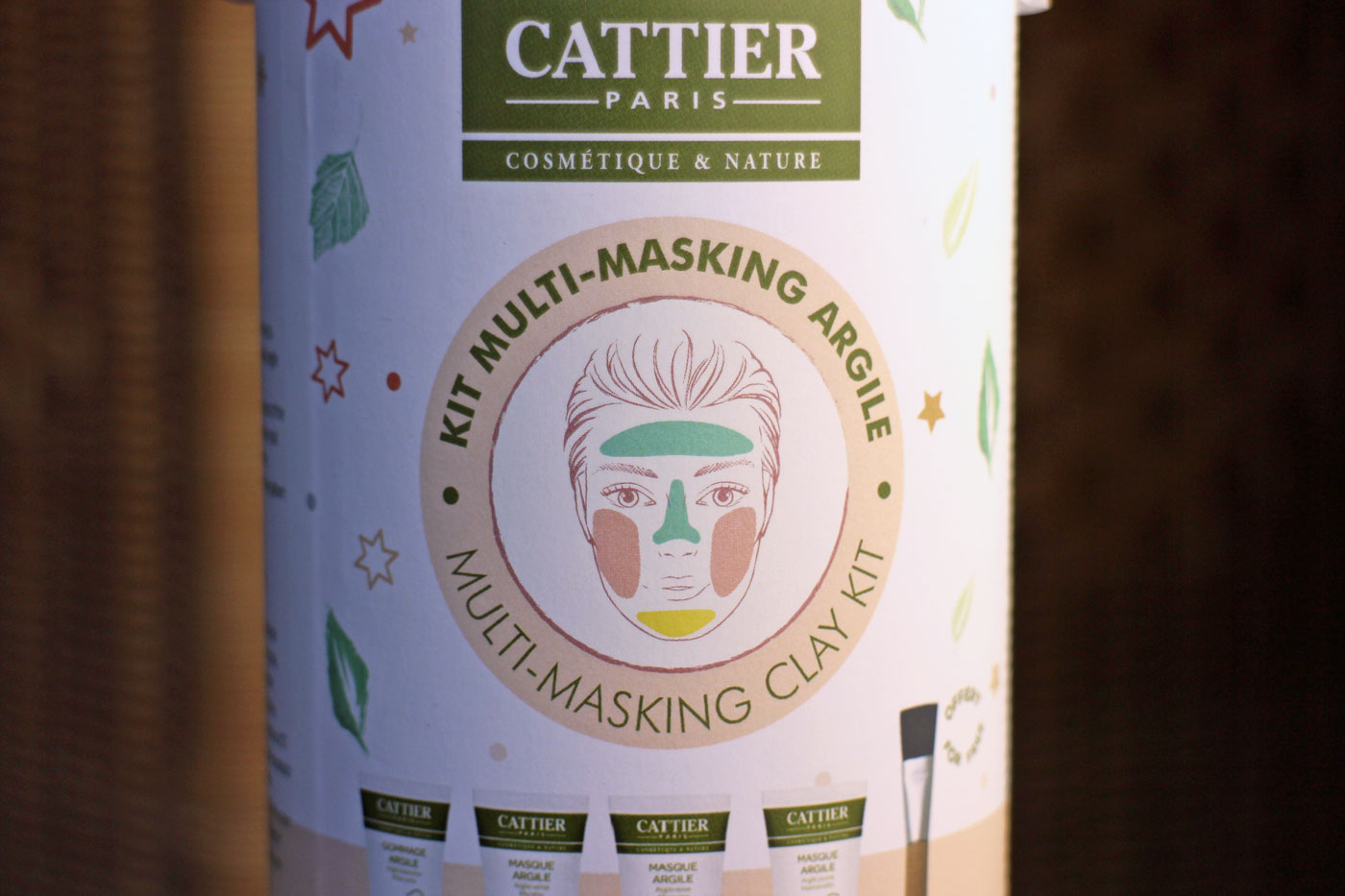 Cattier Multi-Masking Kit