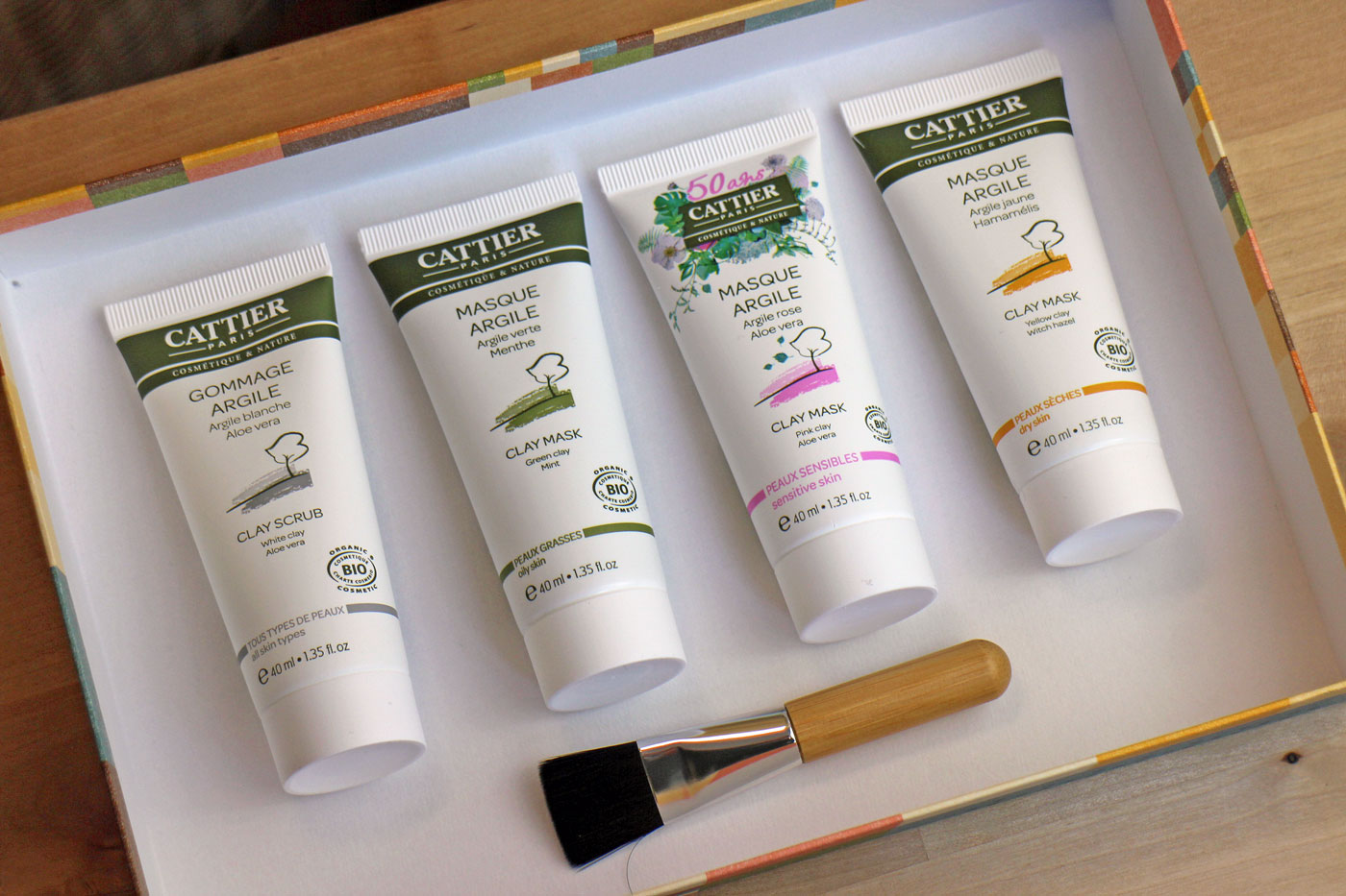 Cattier Multi Masking Kit