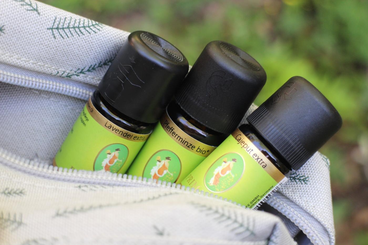 Aromatherapie Primavera Schnelle Hilfe