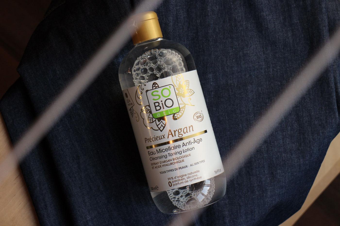 Mizellenwasser So Bio Ecco verde