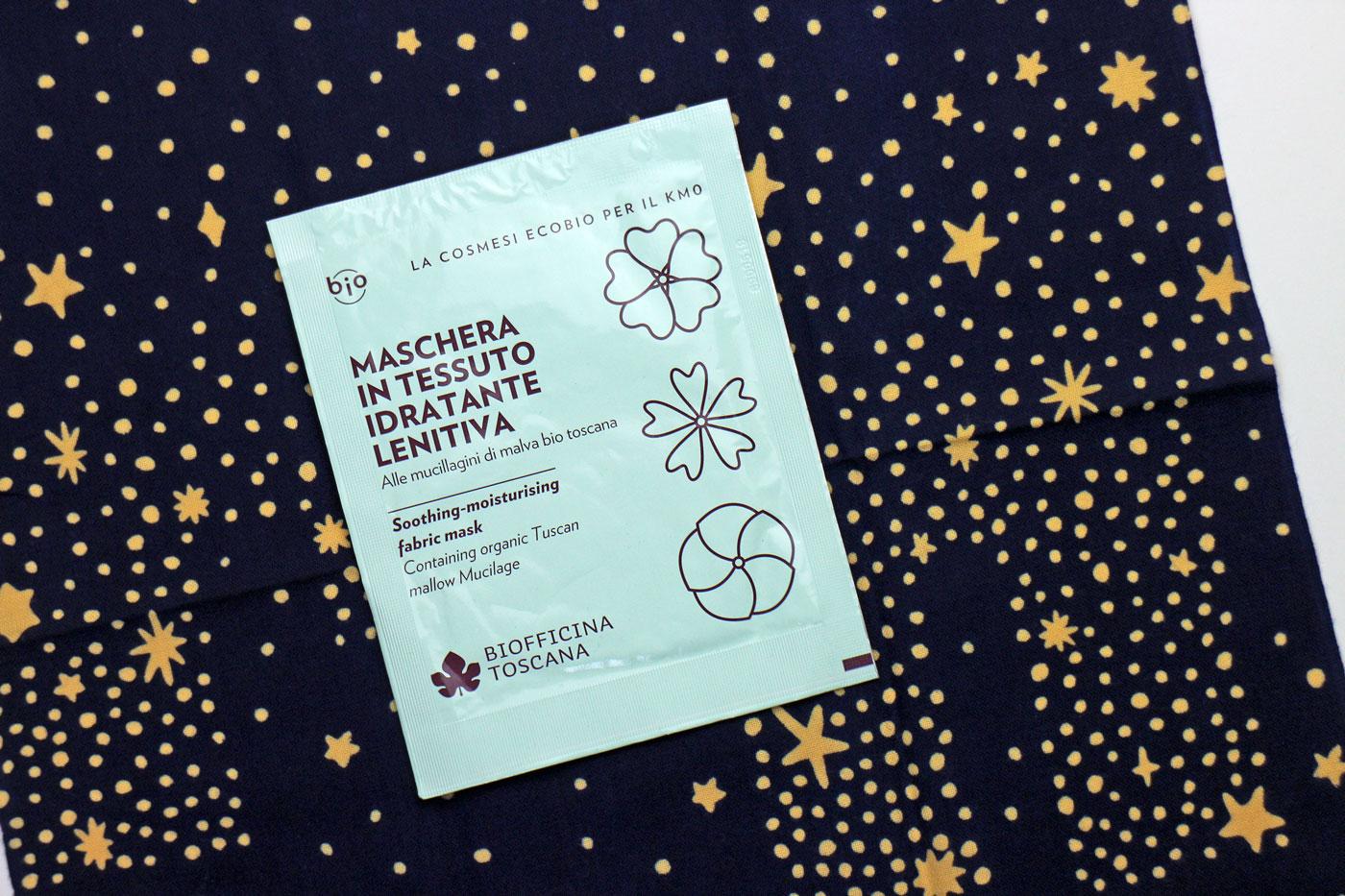 Biofficina Toscana Tuchmaske