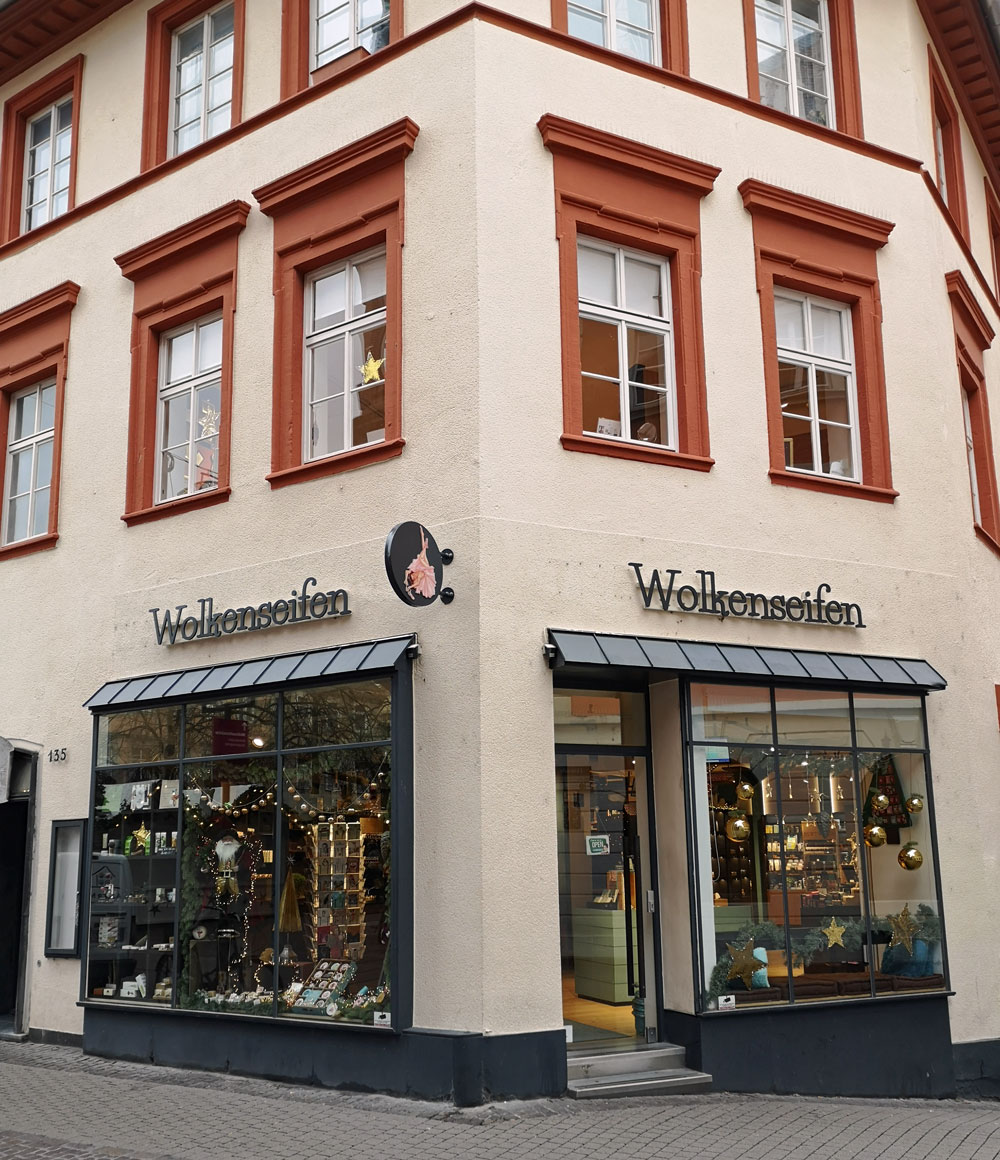Wolkenseifen Heidelberg