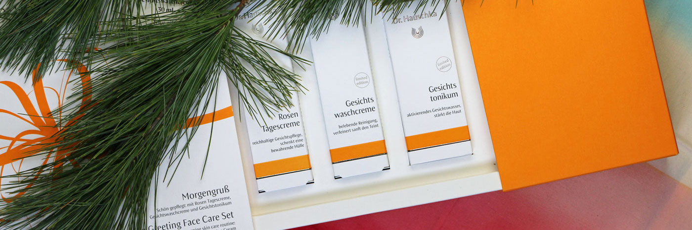 Dr. Hauschka Winter Gift Sets