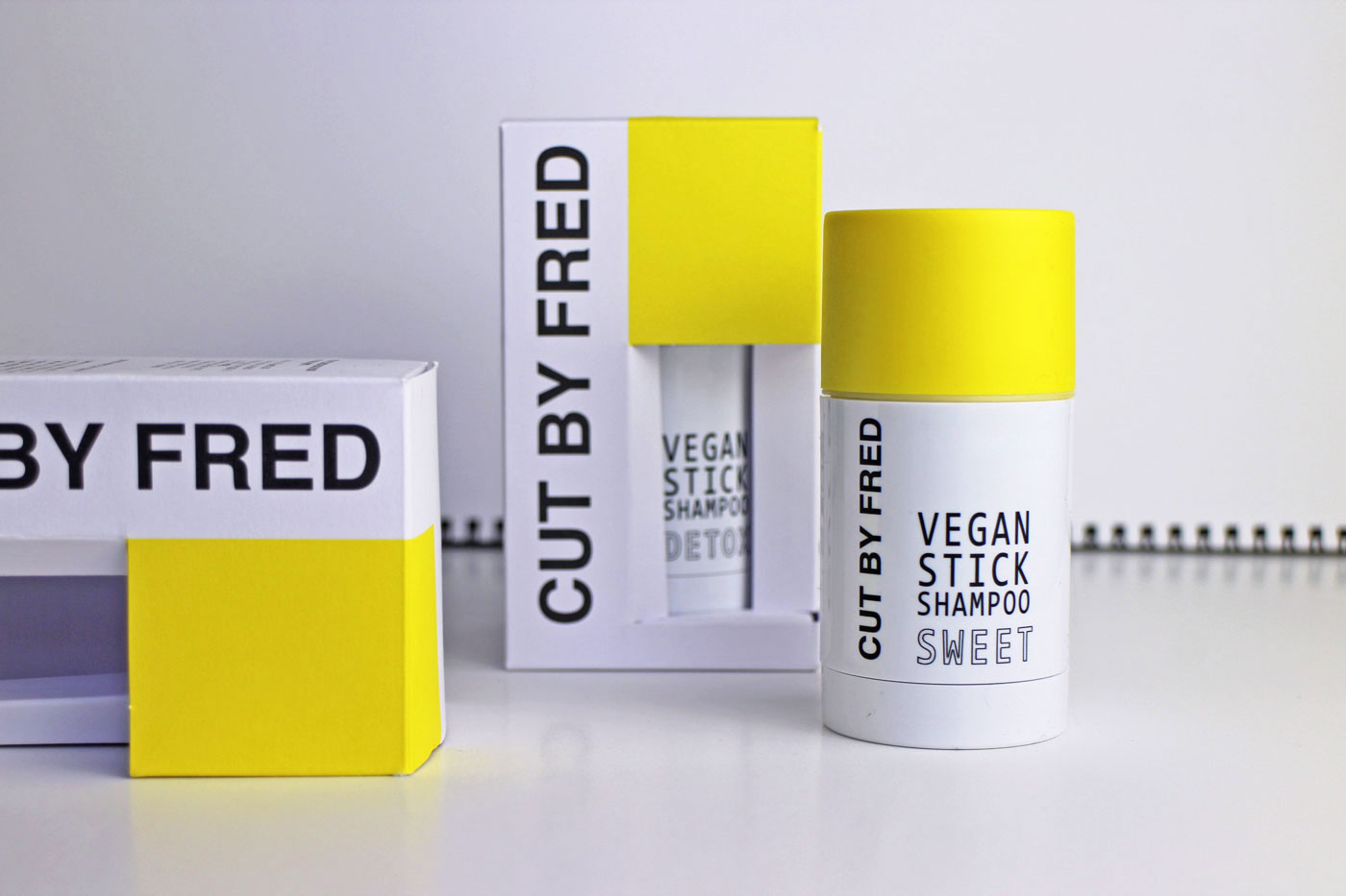 5710bbaffafd Beauty-Trend  Vegan Stick Shampoo von Cut by Fred