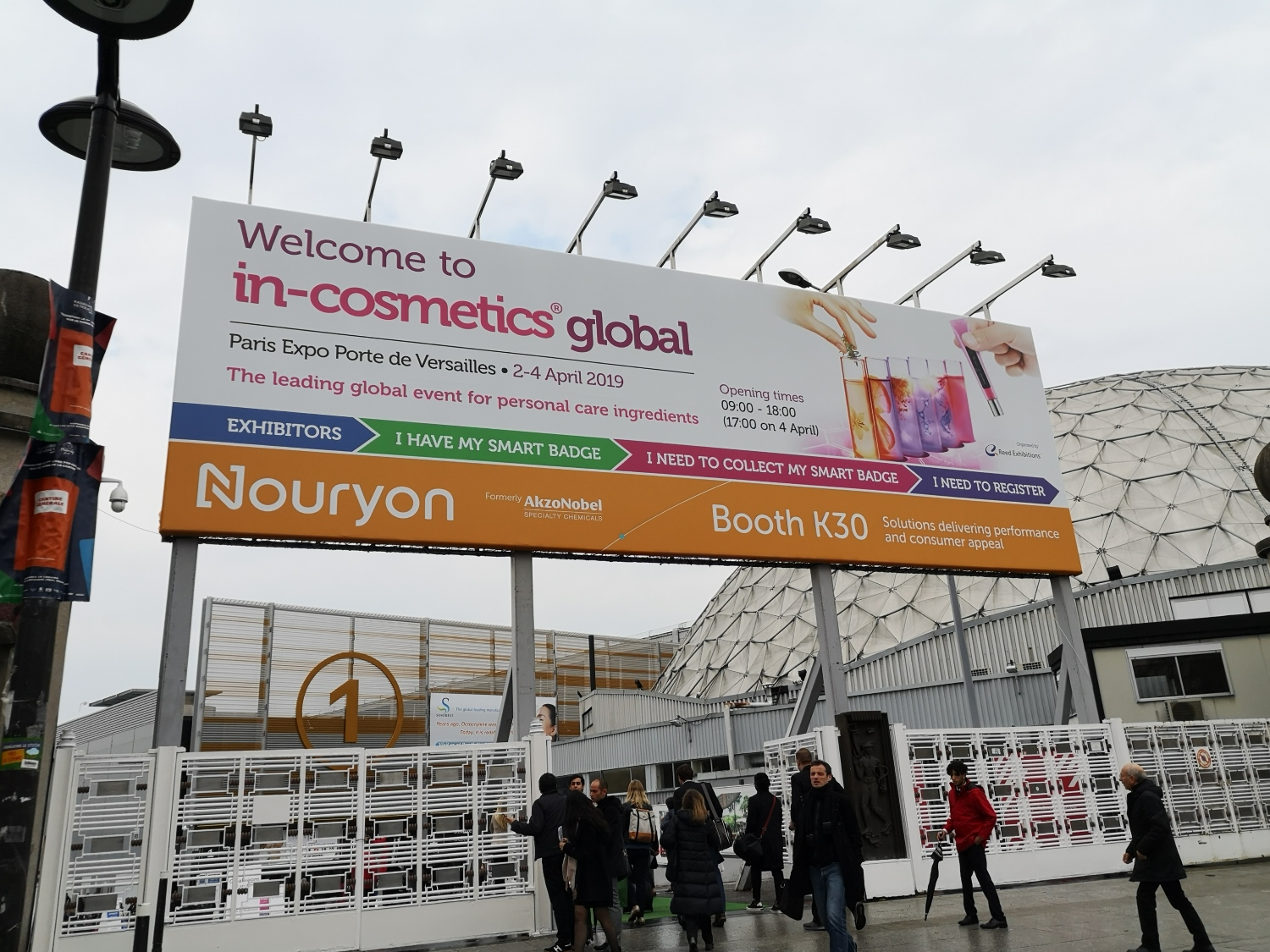 In Cosmetics Global Paris
