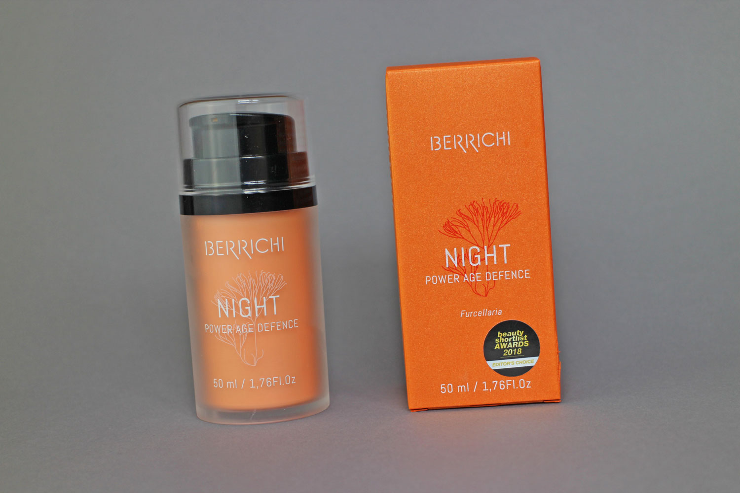 Berrichi Night Powder Age Defence
