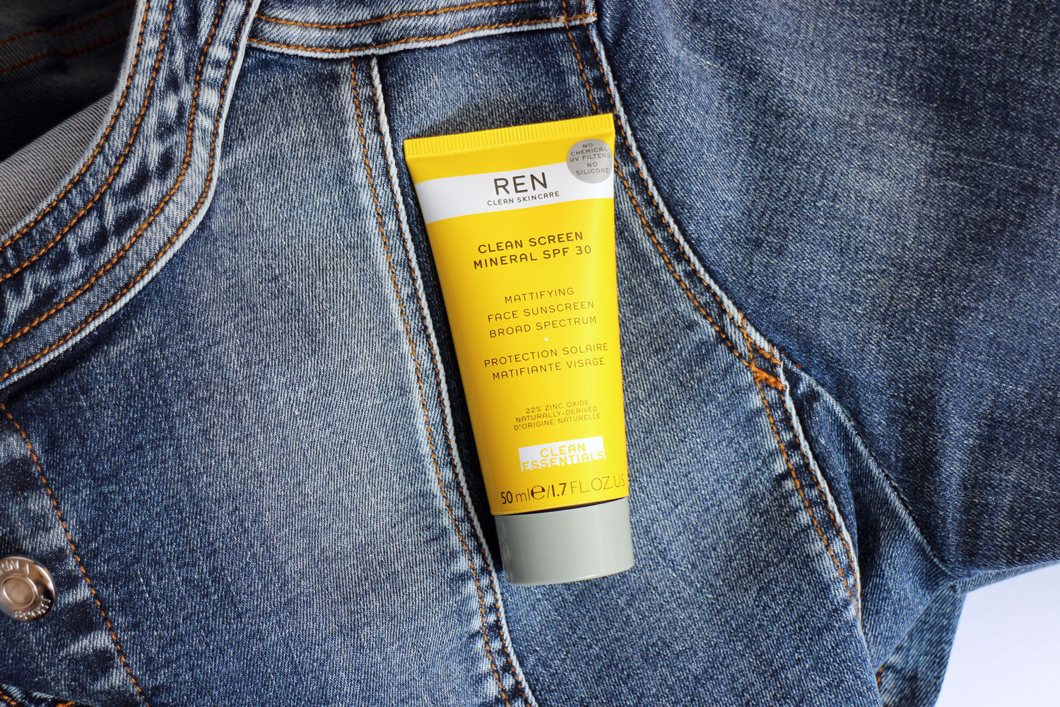 Ren Skincare Clean Screen Mineral SPF 30