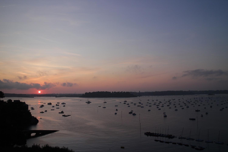 Dinard Sunset
