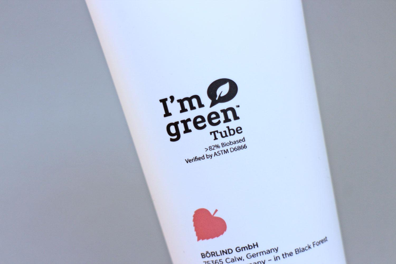 Annemarie Börlind Green Plastic