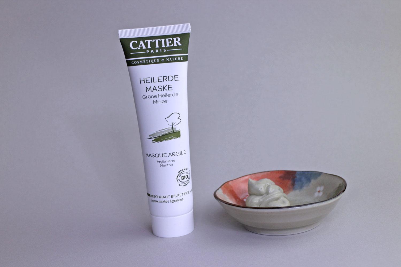Cattier Paris Heilerde Maske