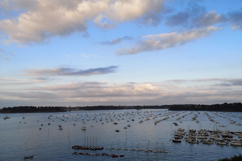 St Malo bay