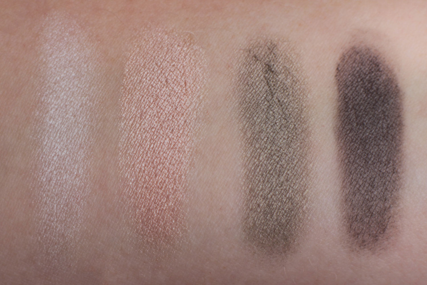 Swatch GRN Eyeshdow Palette Morning Dew