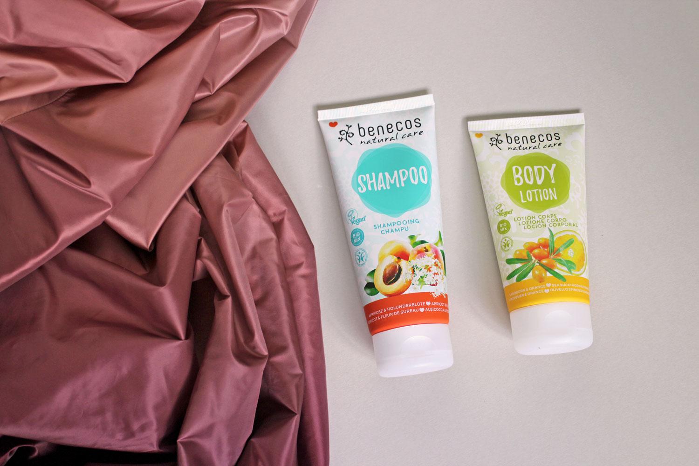 Benecos Bodylotion Shampoo