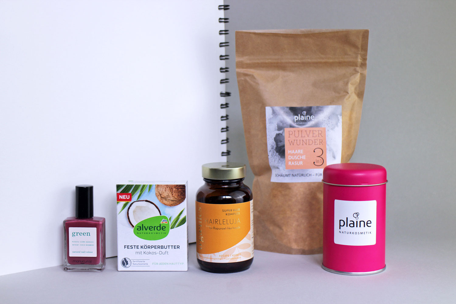 Neue Organic Beauty Juni 2020