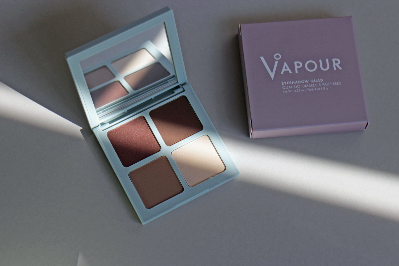 Vapour Organic Eyeshadow Quad