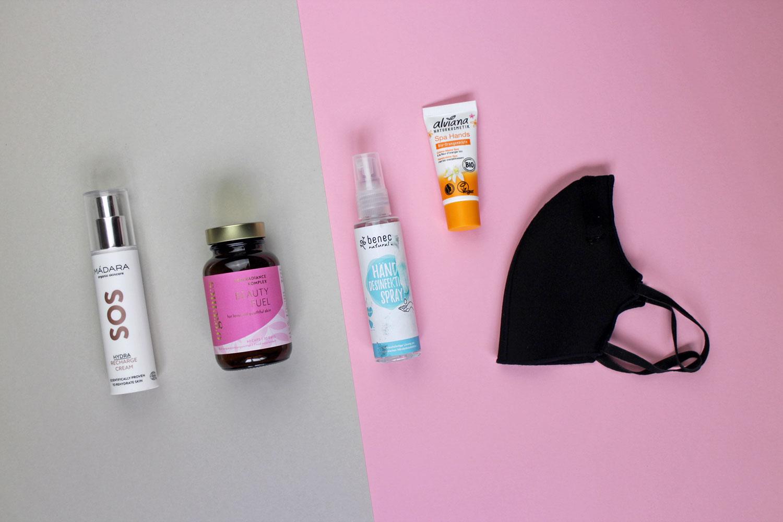 Hautpflege Mund Nasen Schutz Maske