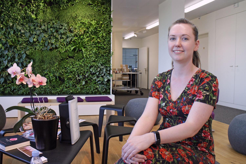 Mibelle Biochemistry Stud Manager Dr Franziska Wandrey