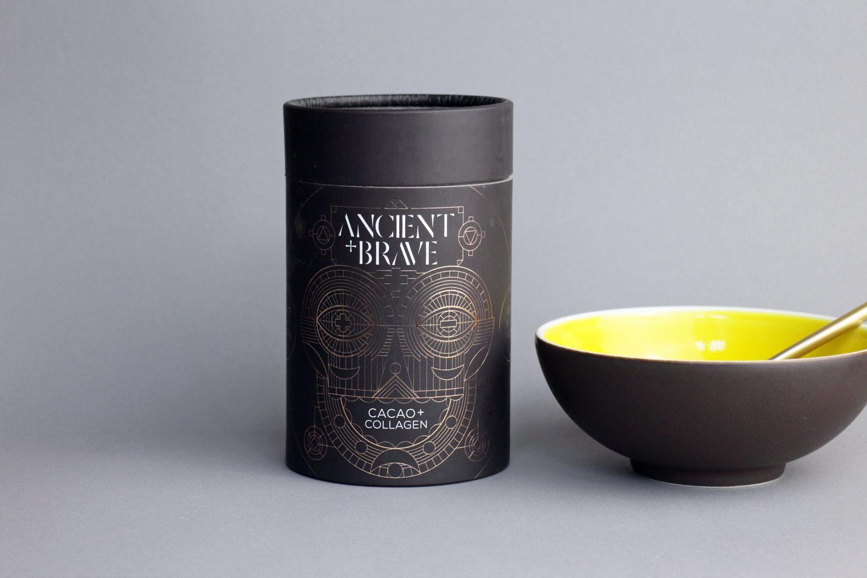 Ancient Brave Cacao Collagen